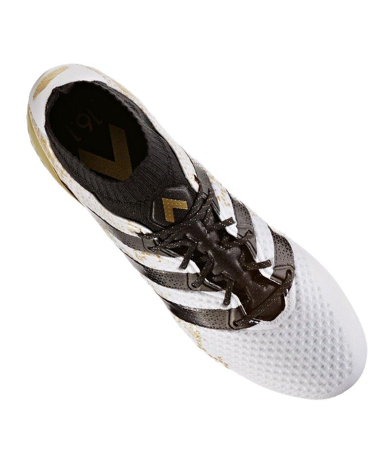 adidas ace 16.1 primeknit fg schwarz gelb