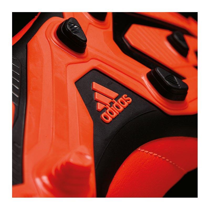 adidas Performance ACE 17.4 FxG Rot Schwarz Schuhe