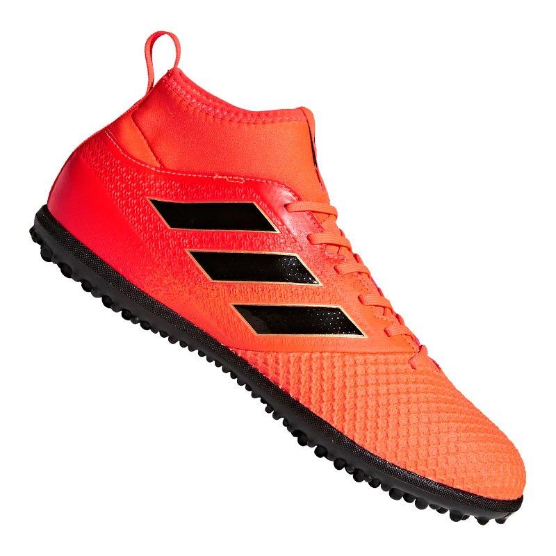 adidas ACE Tango 17.3 TF Rot Schwarz