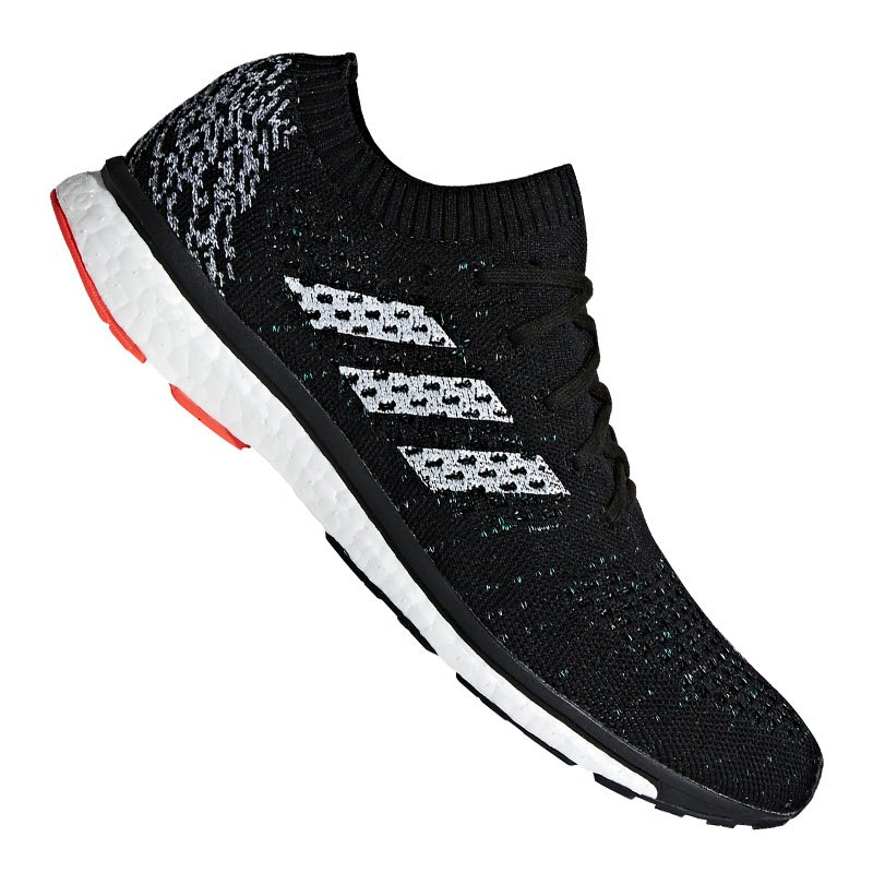 cheap for discount fe556 e4840 adidas adizero Prime LTD Running Schwarz Weiss - schwarz