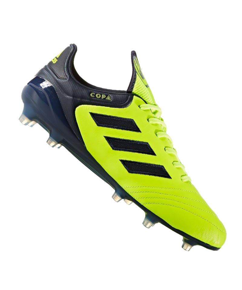 adidas Performance COPA 17.1 FG Herren Fussball Schuhe Sport Blau Schwarz NEU