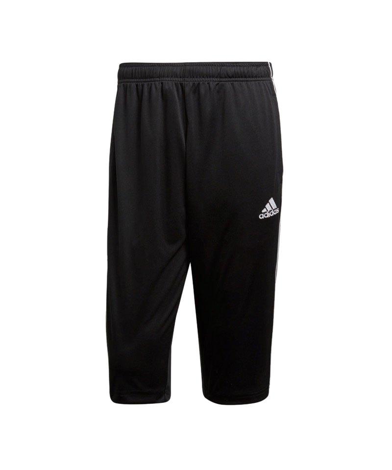 Hose Schwarz Adidas 18 Weiss 34 Pant Core w1SSRqTf