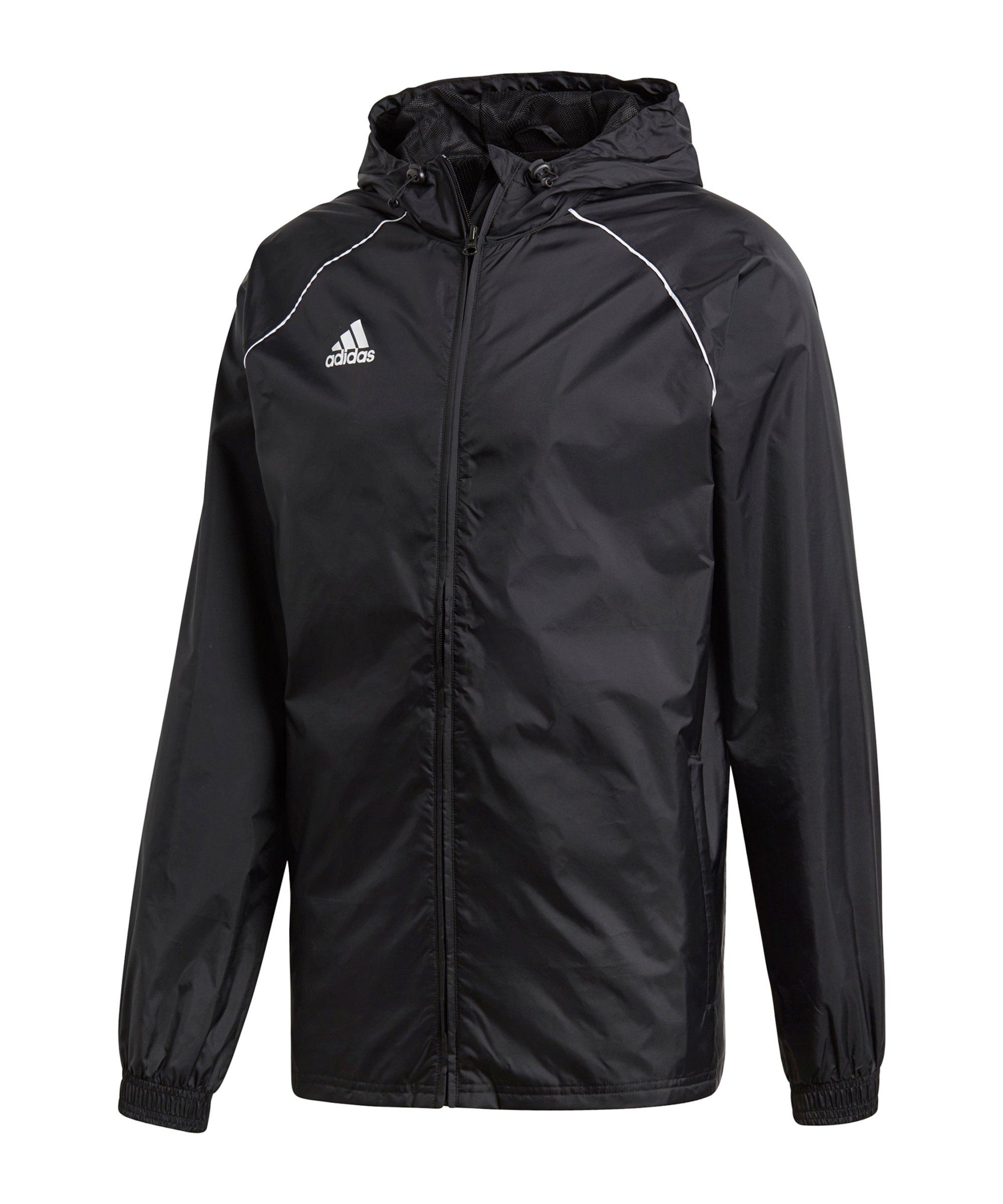 Adidas Jacken Core 18 Rain Jacket, CE9048, Größe: XXL