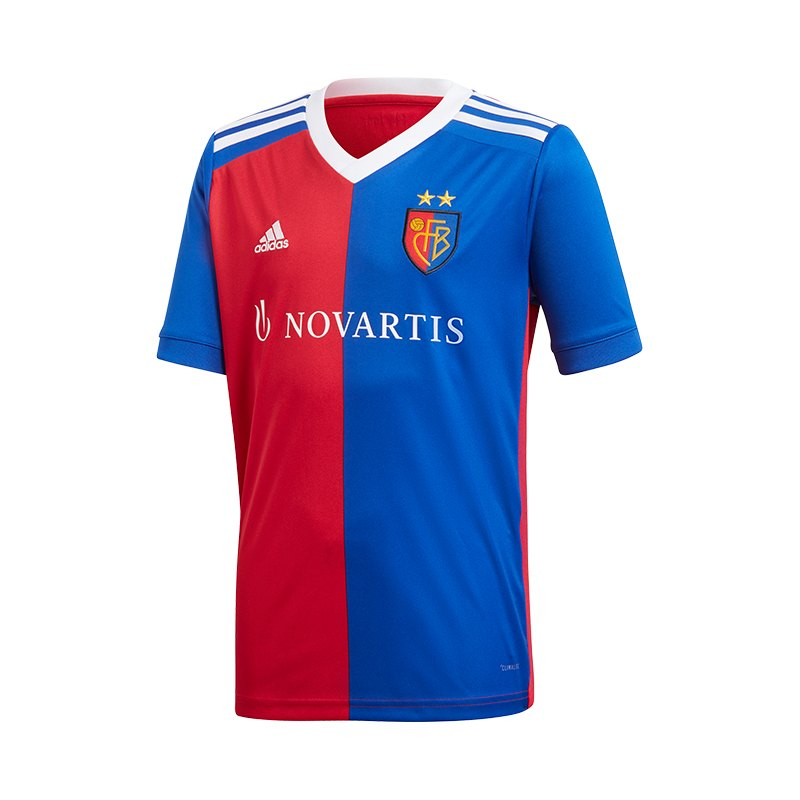 adidas FC Basel 1893 Trikot Home 20182019 Rot