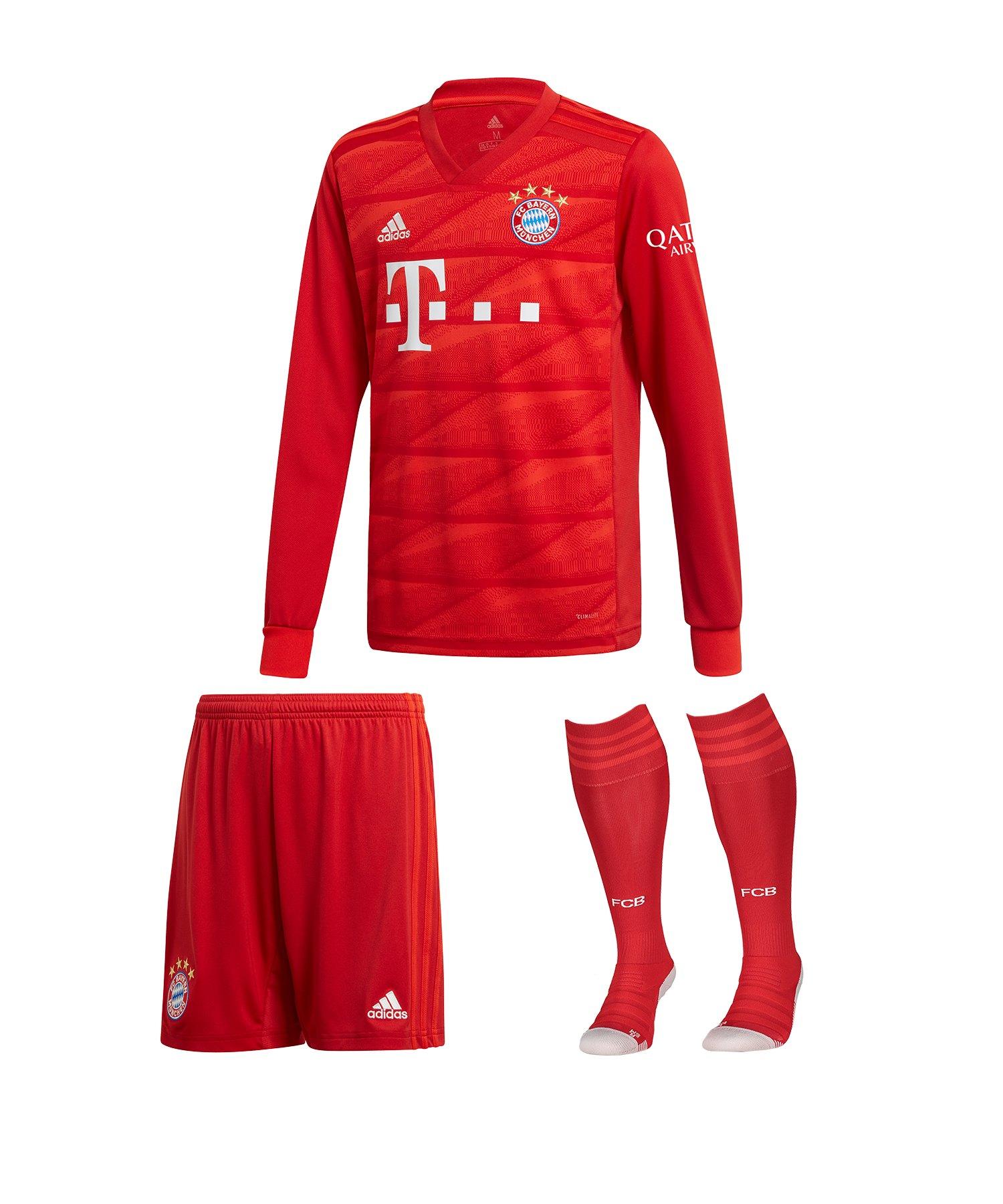 Sport & Freizeit Fan Style Beflockung adidas Bayern München