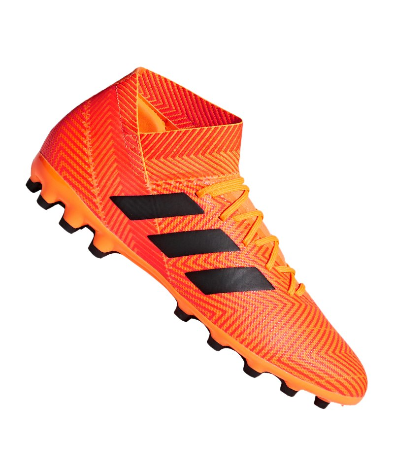 Wunderbare Adidas Schwarz Orange Ace 16.3