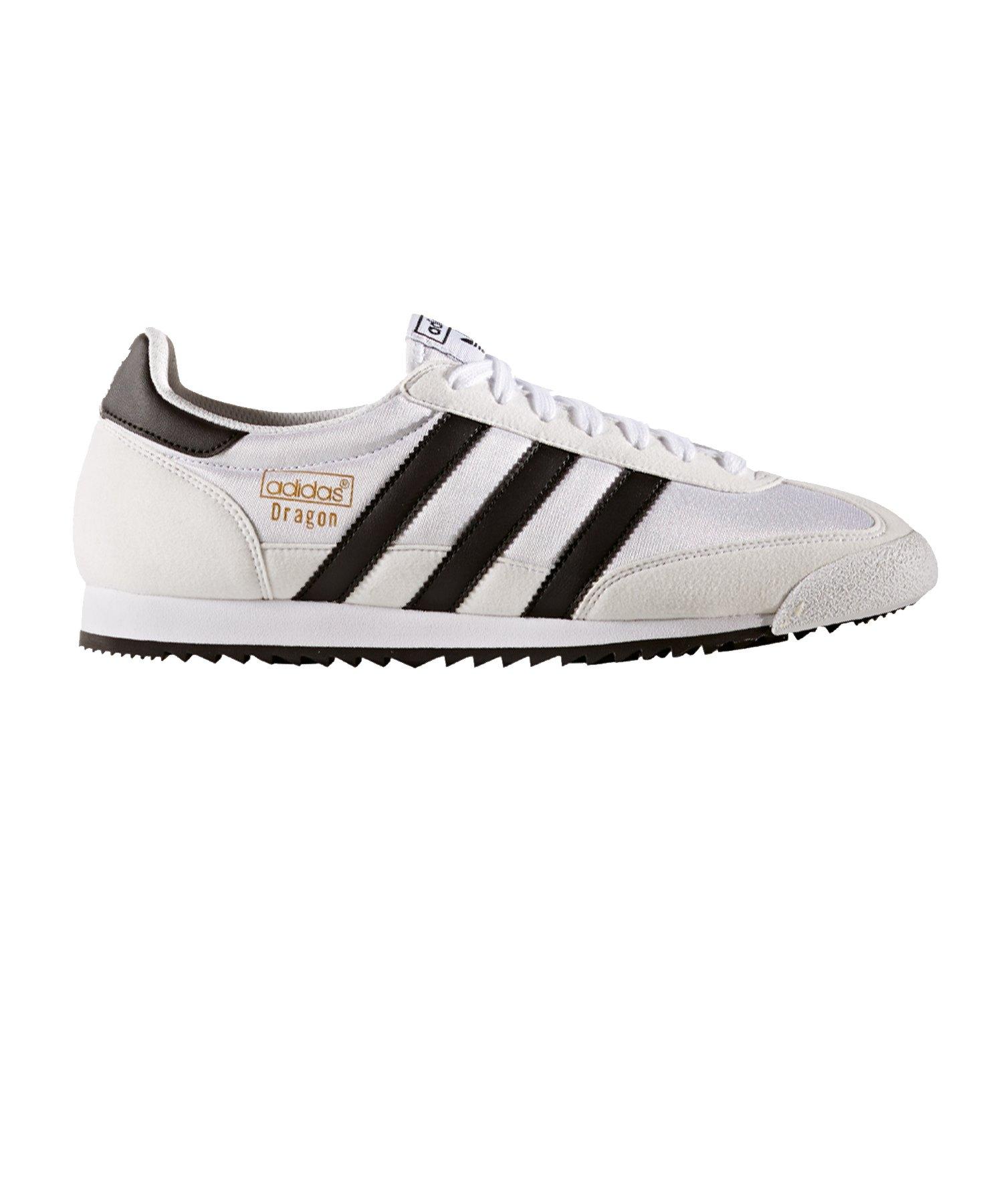 Weiß Dresden Dragon 41 Schuhe Herren Adidas Schwarz Größe