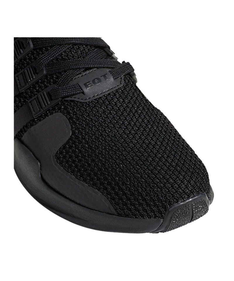 Adidas Originals Eqt Support Adv Sneaker Schwarz Schwarz