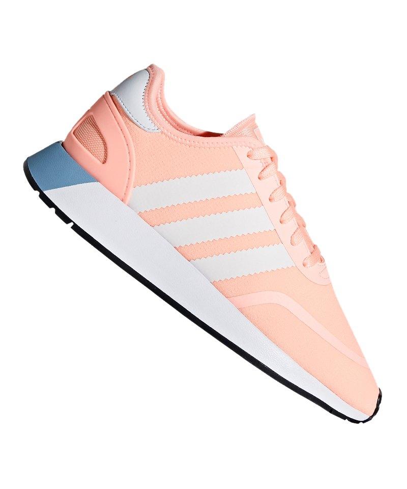 f52acbfa11e2a4 adidas Originals N-5923 Sneaker Damen Rosa Weiss - rosa