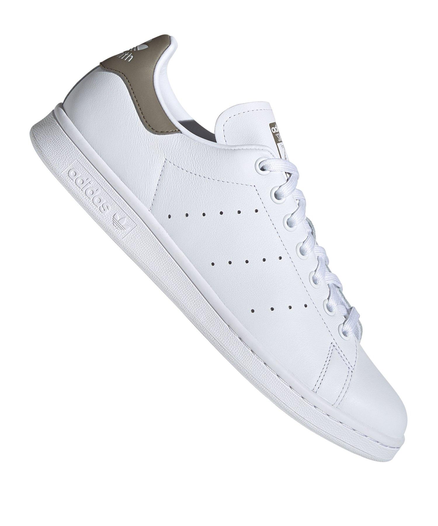 Adidas Stan Smith WeißGrau Herren Originals Schuhe