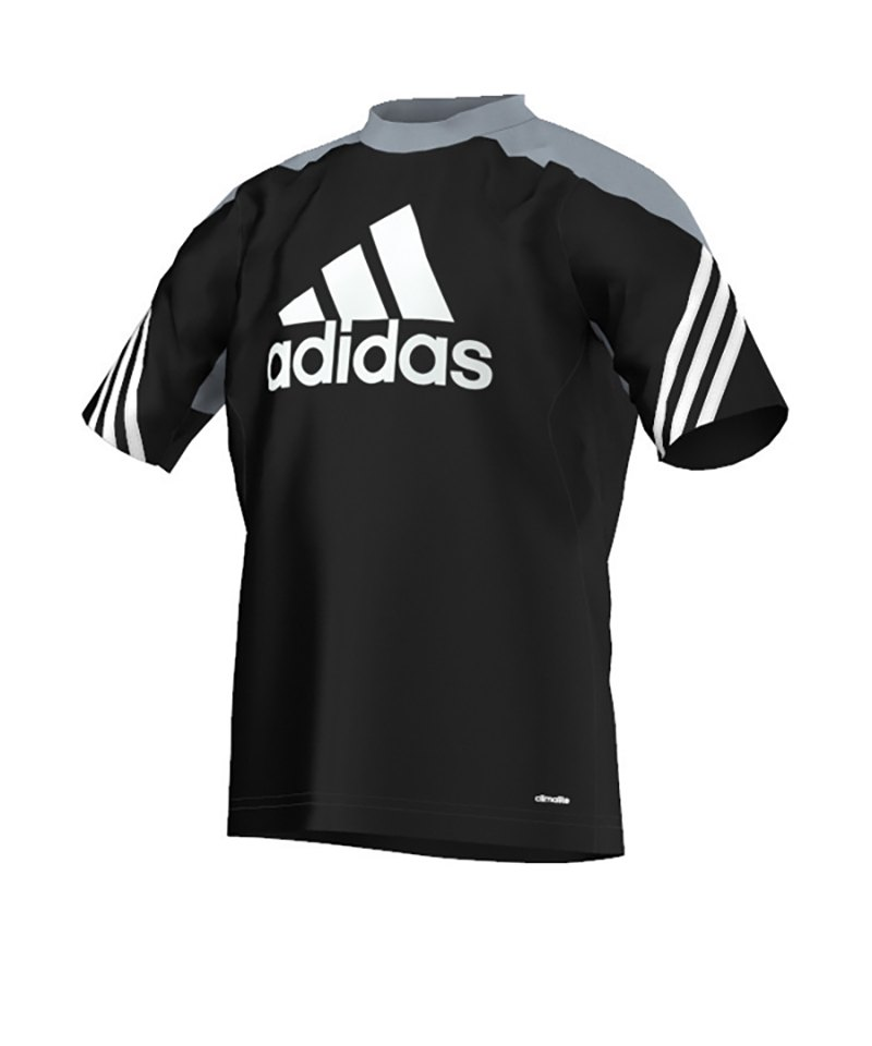 adidas Sereno 14 Training Jersey T Shirt Kids