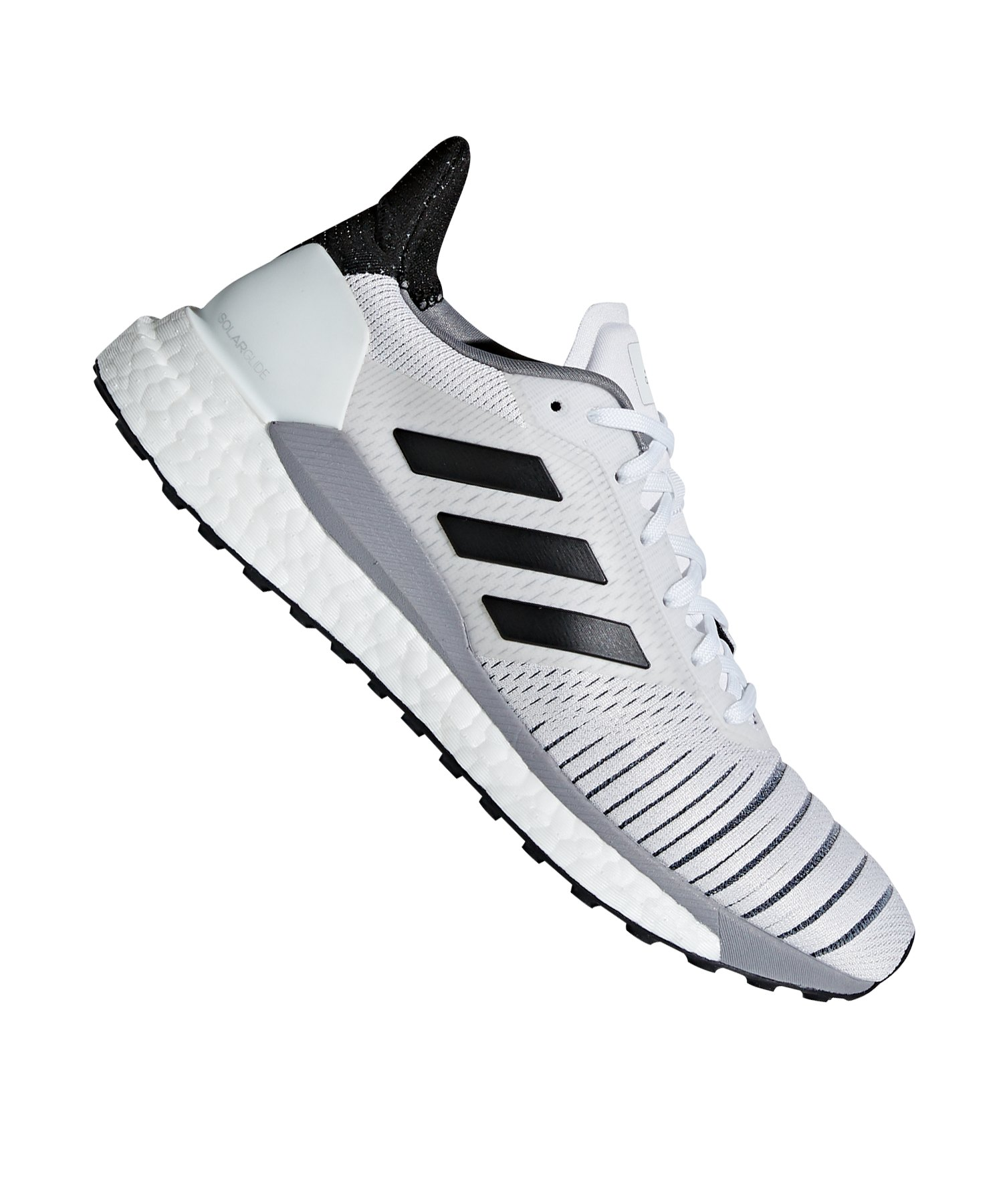 Running Grau Damen Glide Solar Weiss Adidas c3L4j5AqR