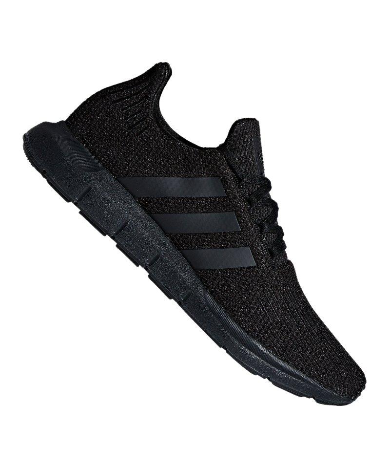 adidas Swift Run Sneaker Schwarz
