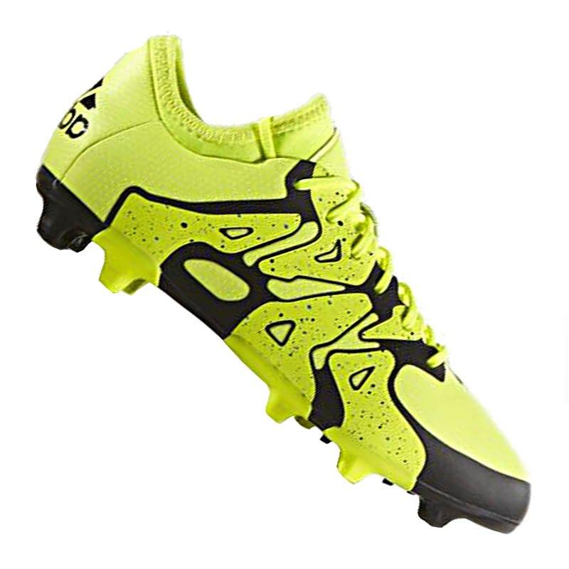 15.1 X Fußballschuhe ADIDAS Adoptieren | schwarz Schuhe