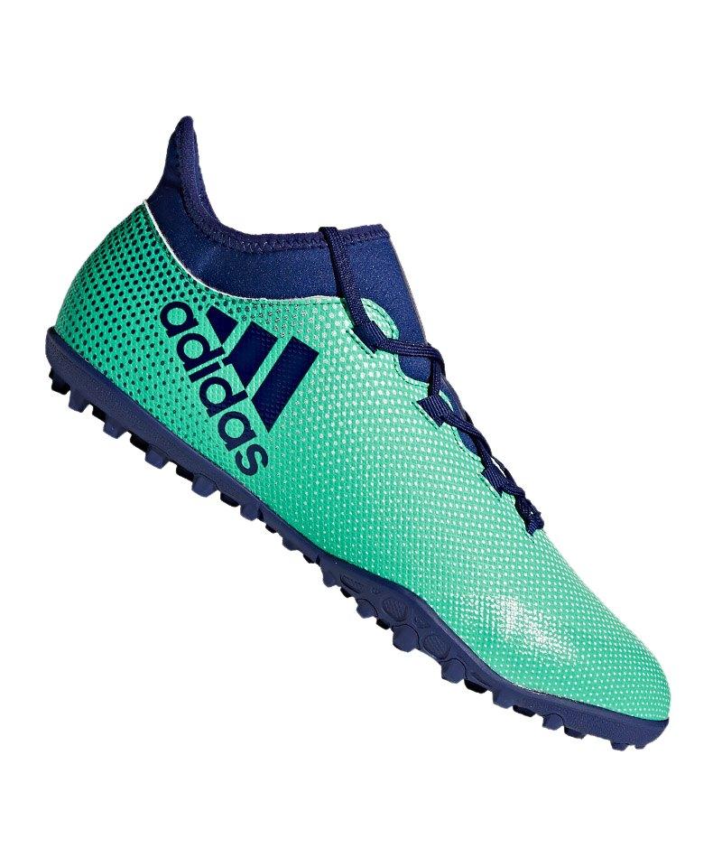 adidas Performance X Tango 17.3 TF Fußballschuh Blau