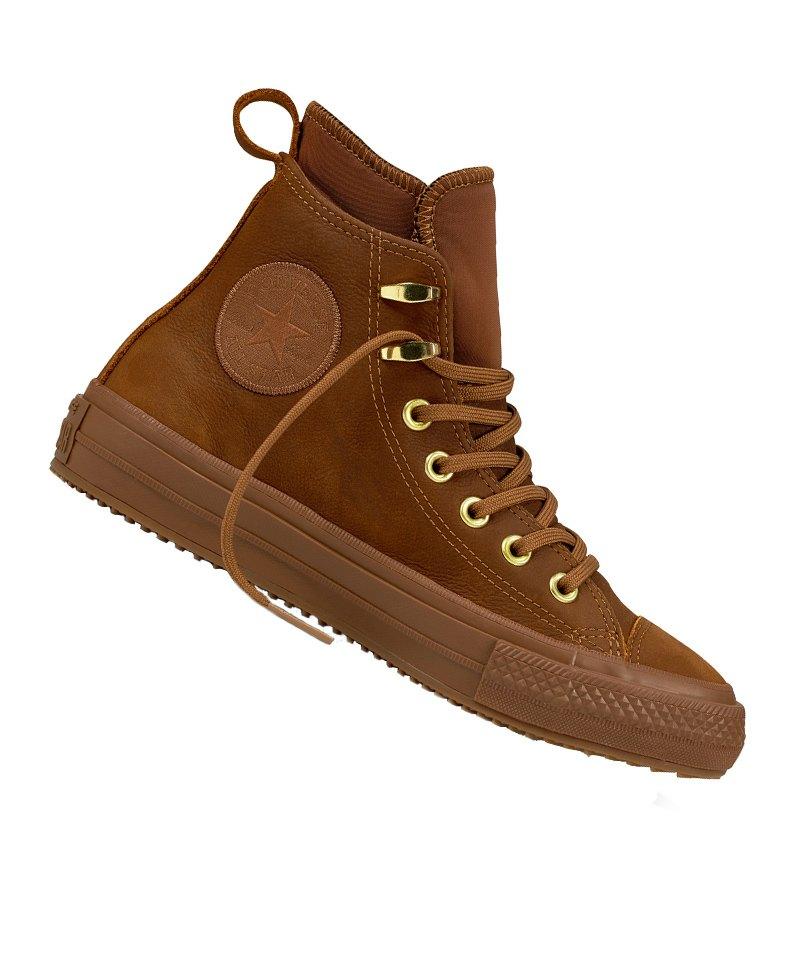 Damen Schuhe sneakers Converse Chuck Taylor Wp Boot 557946C - BRAUN nLlZSN