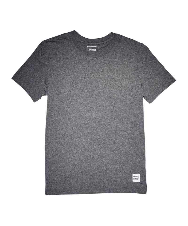 converse t shirt damen grau