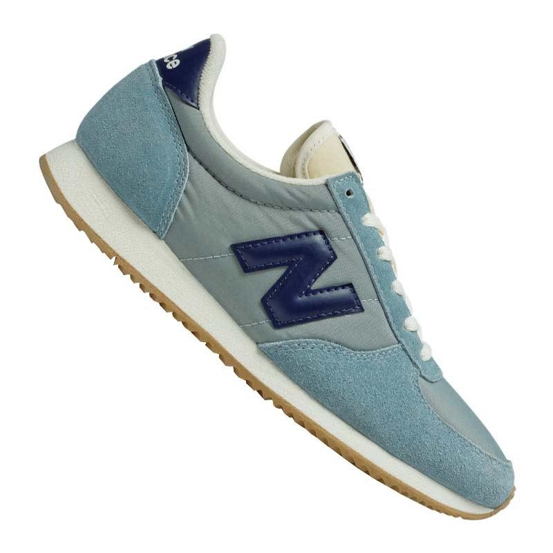 new balance sneaker frauen blau
