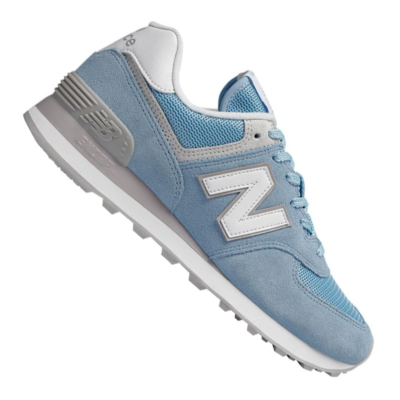 blaue damen new balance