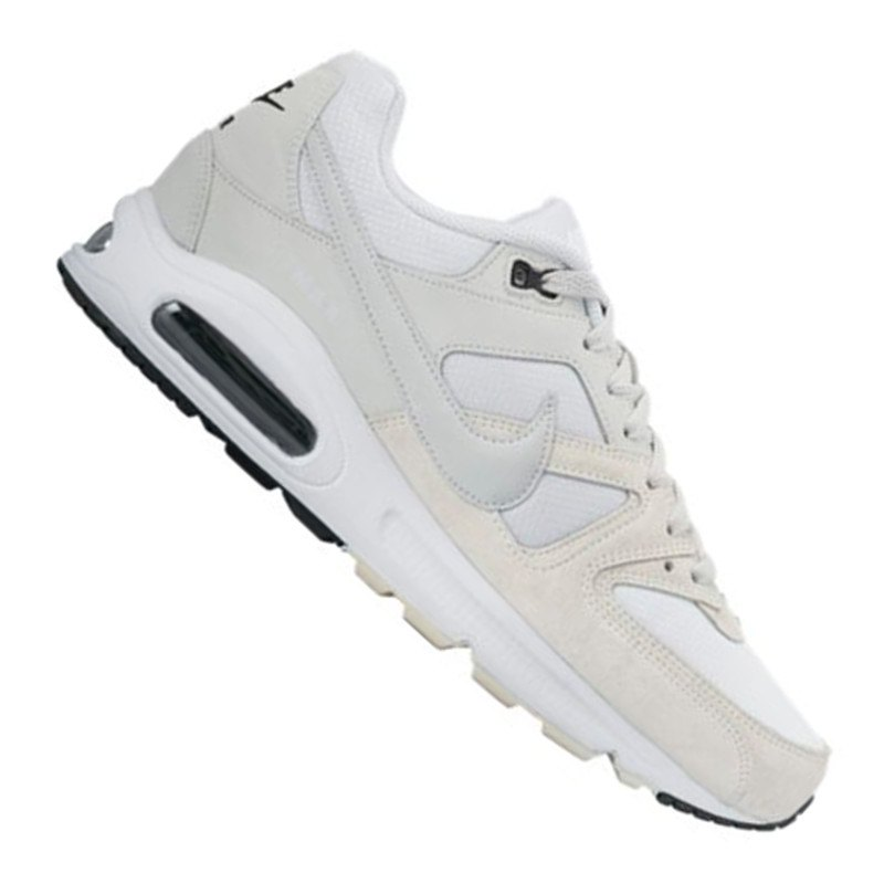 competitive price a40b4 6c100 Nike Air Max Command Sneaker Weiss Grau F102 - weiss