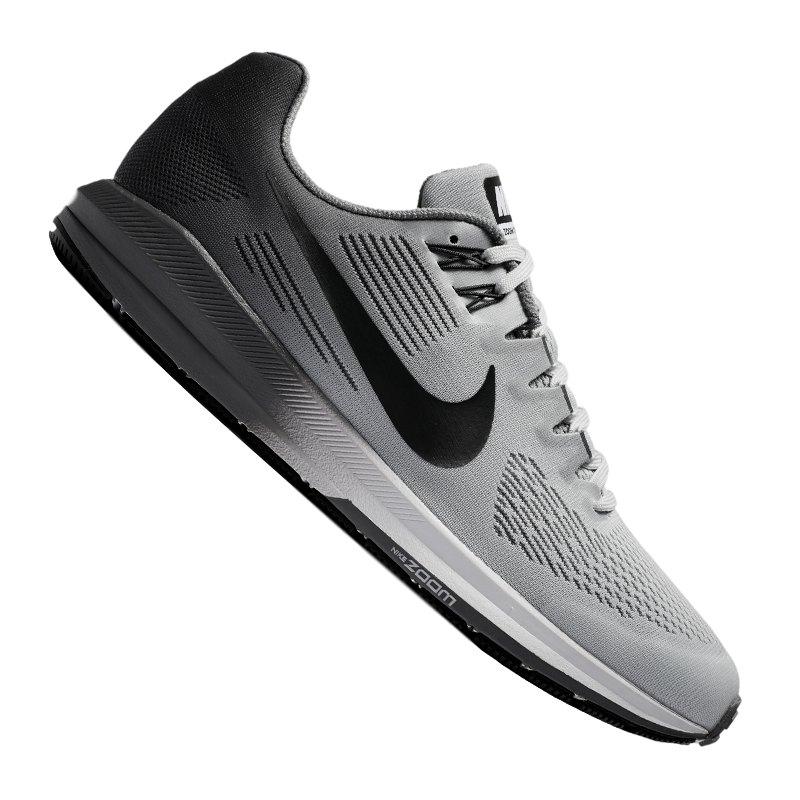 sports shoes 99c81 8b5b8 Nike Air Zoom Structure 21 Running Grau F005 - grau
