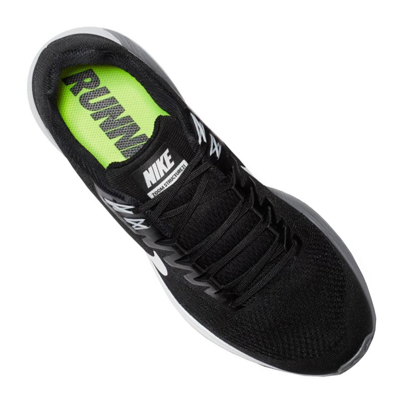 nike air zoom structure 21 herren runningschuh