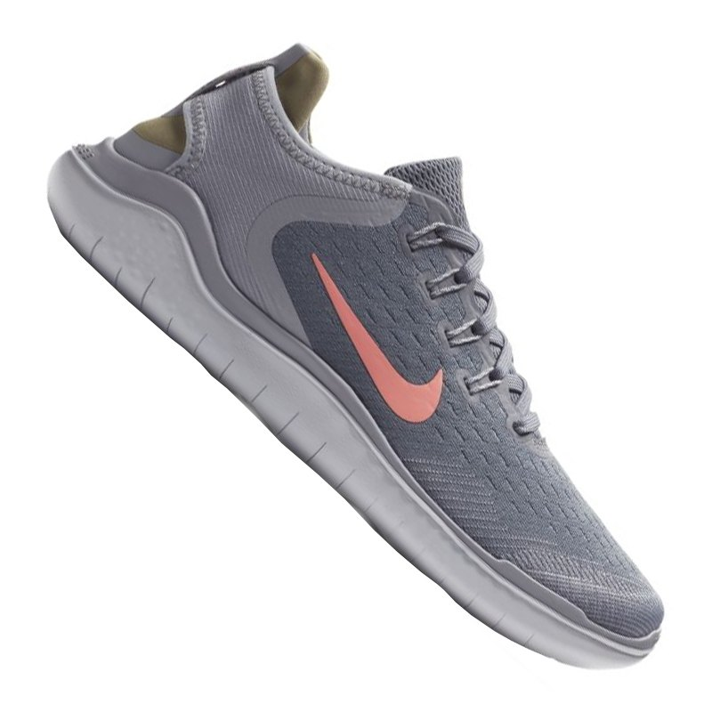 1677ad976a7d Nike Free RN 2018 Running Damen Grau F005 - grau