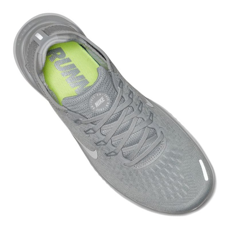 ... Nike Free RN 2018 Running Damen Grau Weiss F003 - grau ... b3b88ccc67