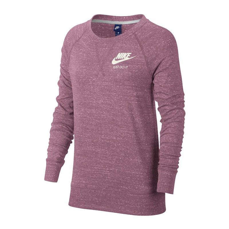 günstig 6cc02 88087 Nike Gym Vintage Crew Sweatshirt Damen F678