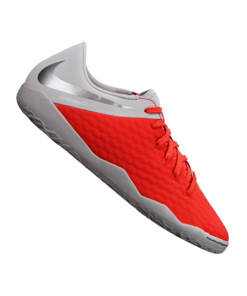 100% quality amazing price shoes for cheap Nike Hypervenom PhantomX III Academy IC Rot F600