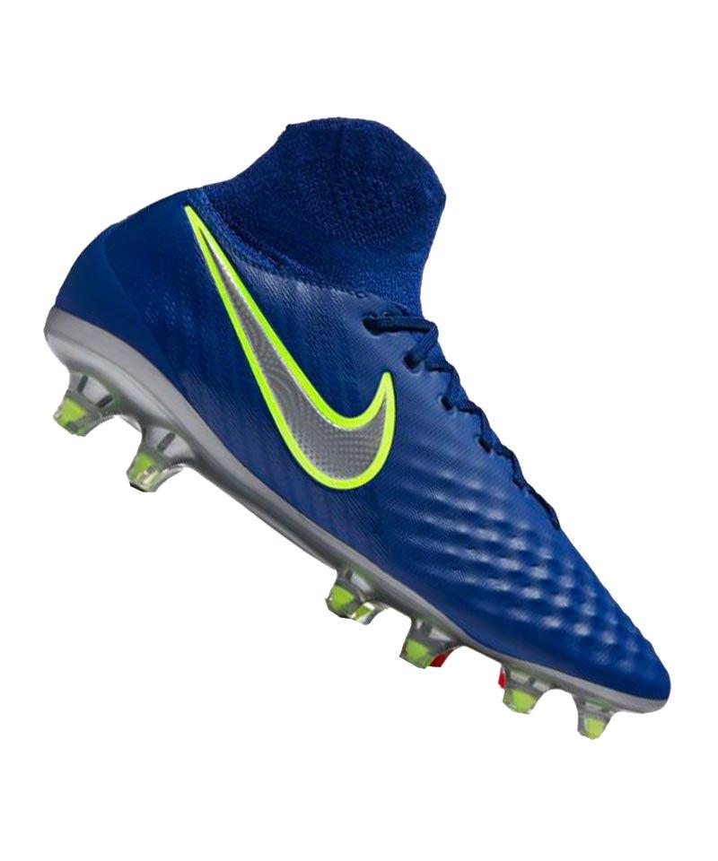 outlet store f1409 cae78 Nike Jr Magista Obra II FG Kids Blau F409 - blau