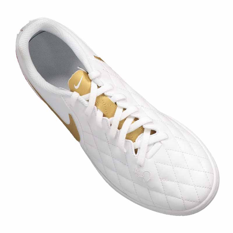 best sneakers 57634 870e4 ... Nike Jr Tiempo LegendX VII Club 10R IC Kids F171 - weiss ...