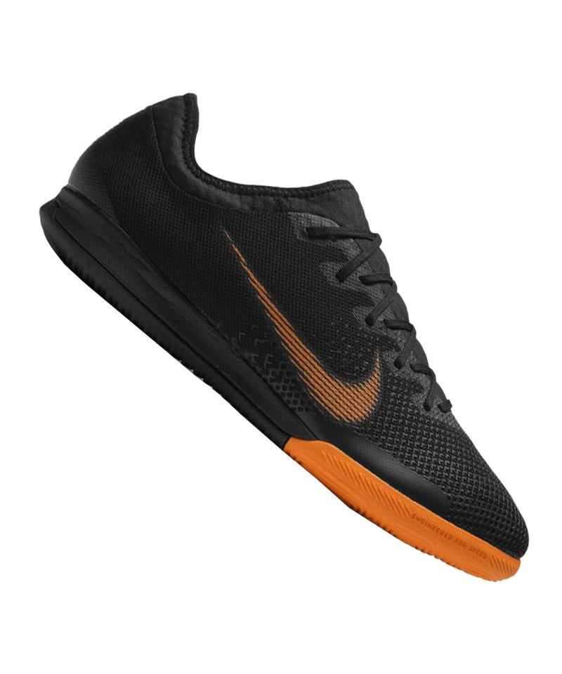 separation shoes abd34 deb16 Nike Mercurial VaporX XII Pro IC Schwarz F081
