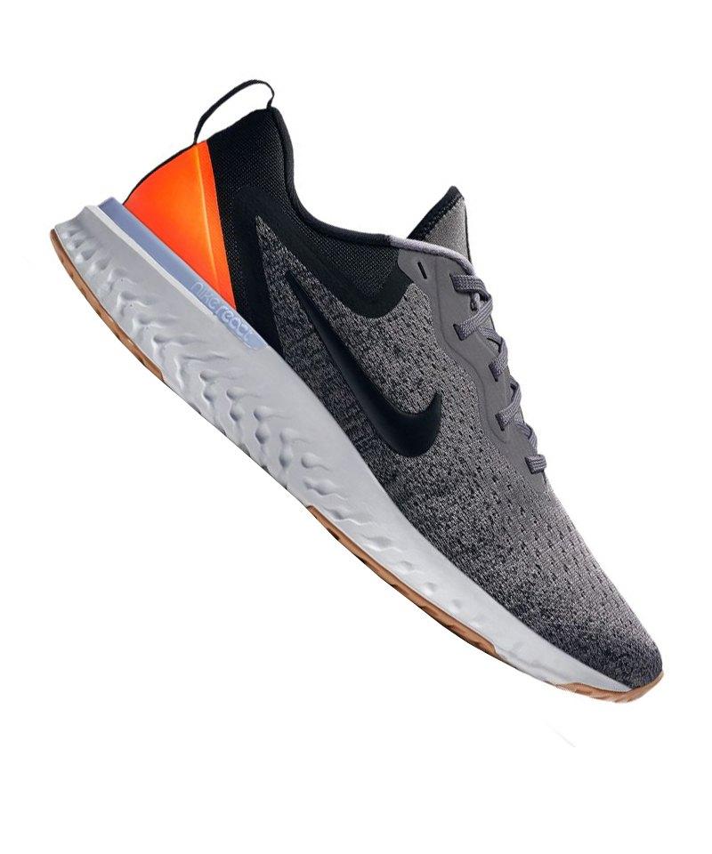 0c358a85a7d89f Nike Odyssey React Running Damen Grau F004 - grau