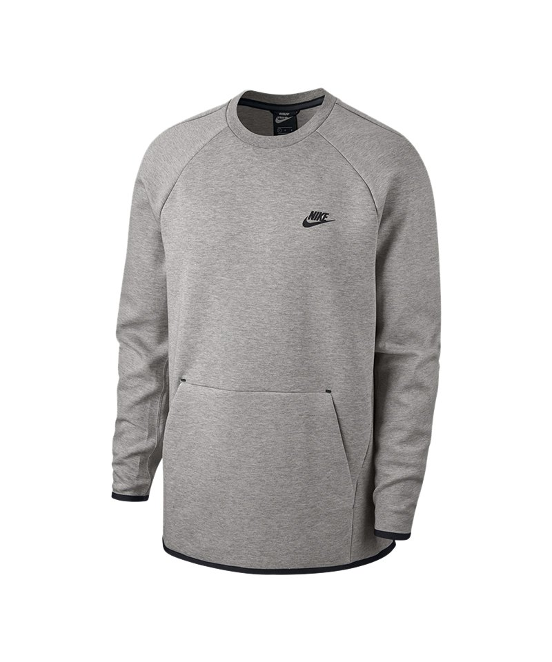 7733c89d8532b6 F063 Grau Tech Fleece Nike Sweatshirt xPAfgvqT