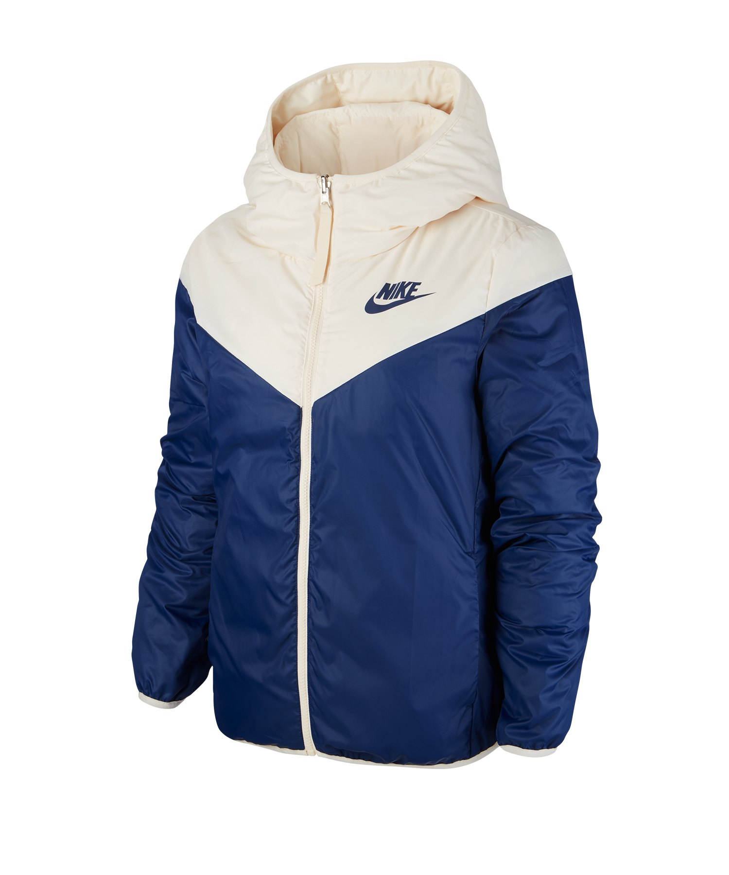 Nike Jacke Herren CR7 Gr. M Wendejacke Schwarz