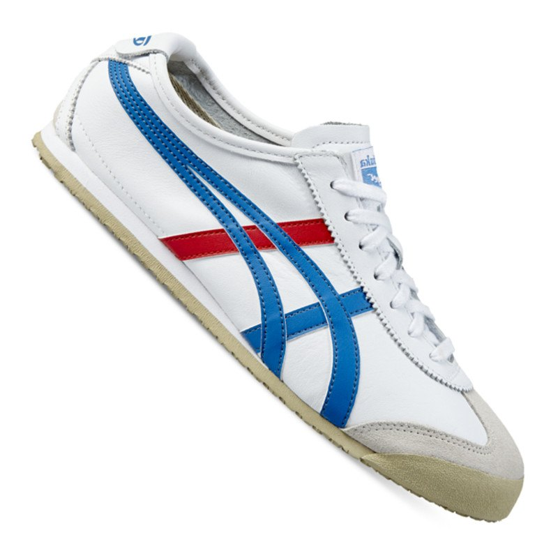 Onitsuka Tiger Mexico 66 Sneaker Damen Weiss F0146