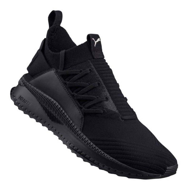 f0c91ecd6d15 PUMA Tsugi Jun Sneaker Schwarz F01 - schwarz