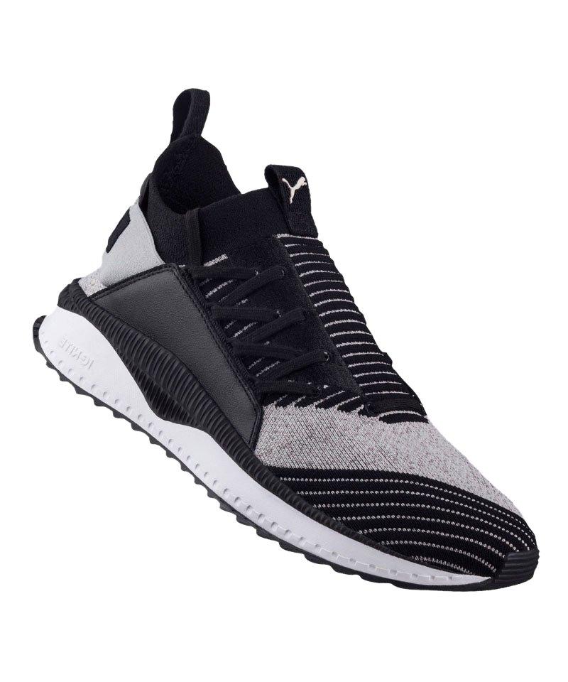 96b90634acdb PUMA Tsugi Jun Sneaker Schwarz Grau F03 - schwarz