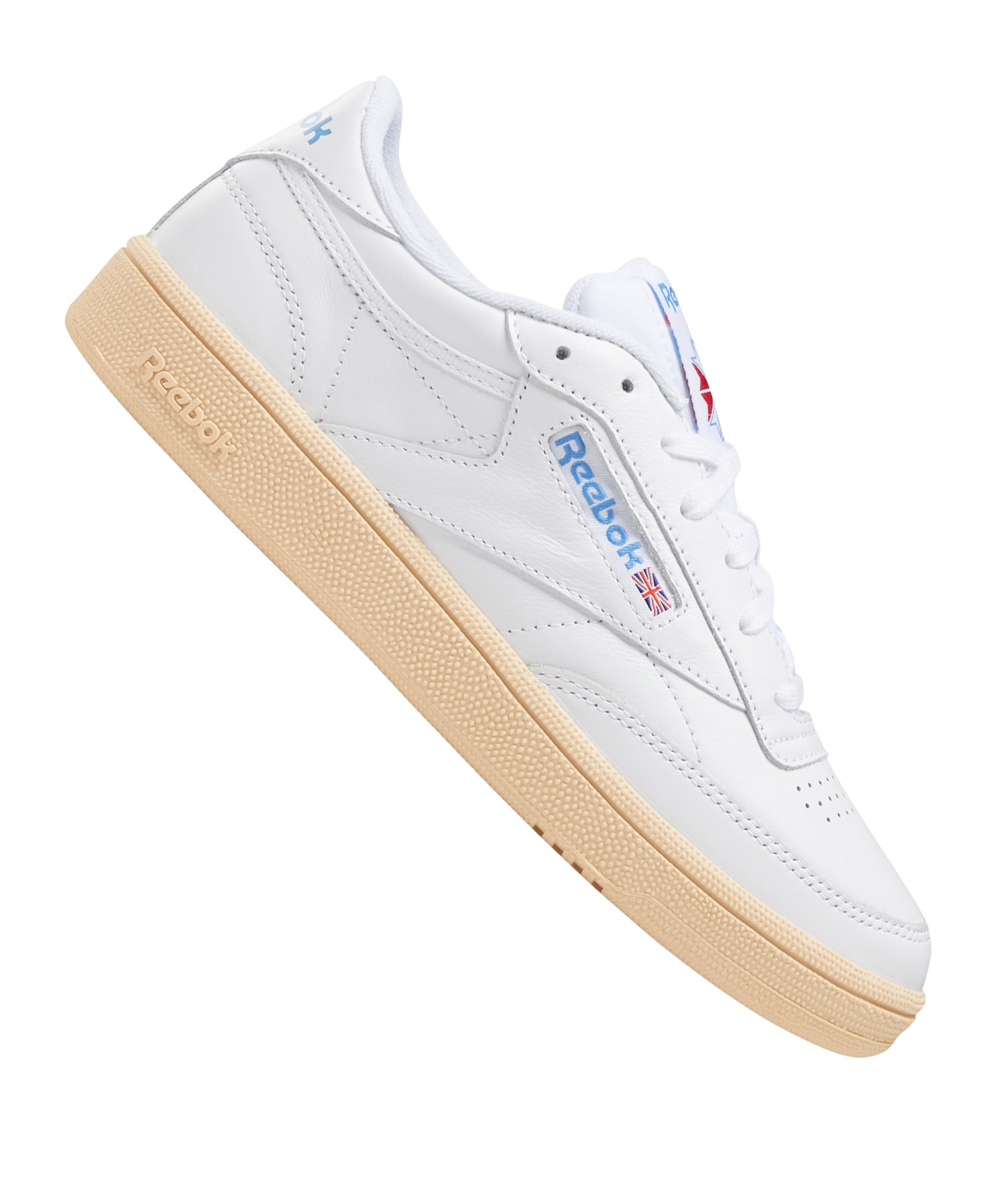 Reebok Herren Schuhe Sneaker Club C 85 EL: