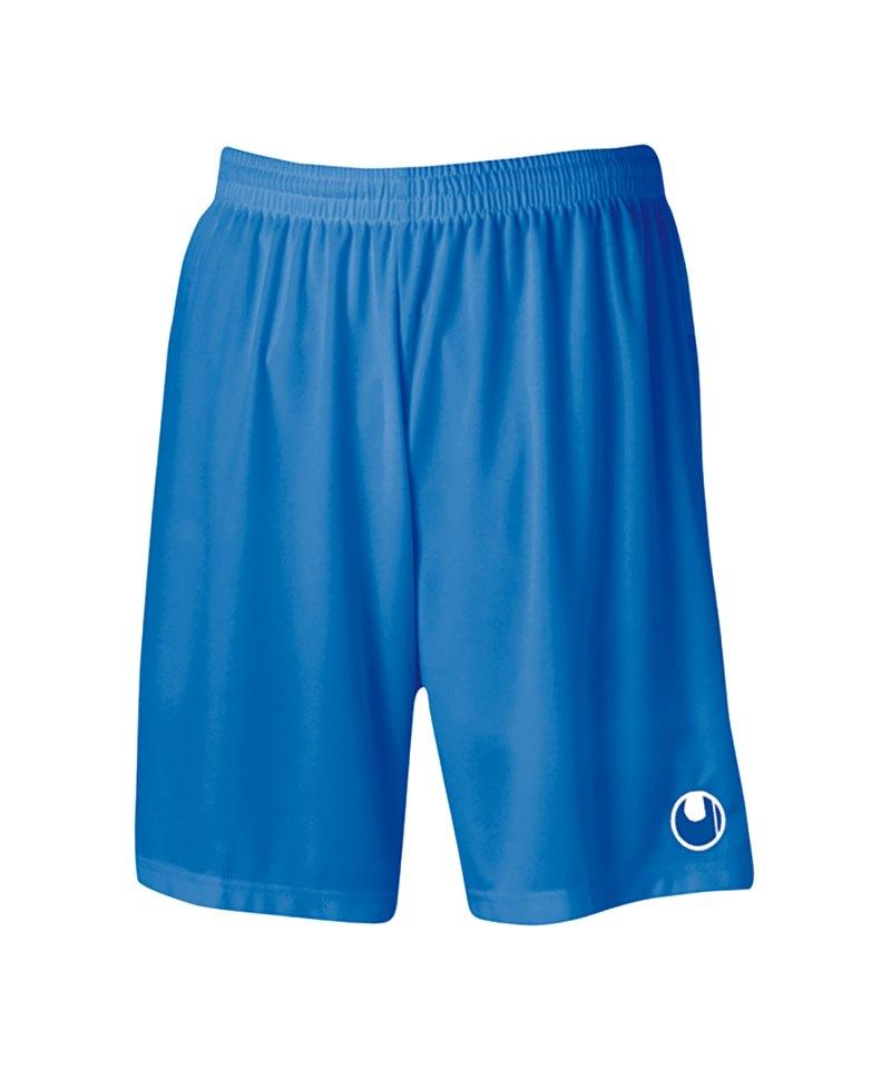 Uhlsport Center II Short mit Innenslip Blau F07 - blau 08e2259f28