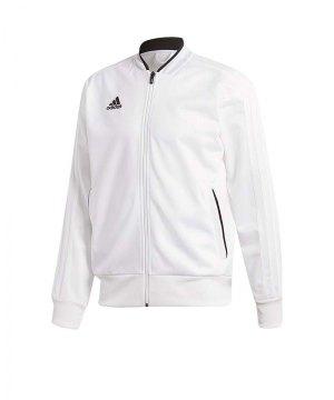 adidas-condivo-18-polyesterjacke-weiss-schwarz-fussball-teamsport- ef89d0d9d7