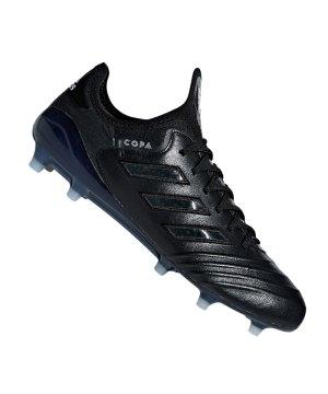 best service c7ca9 9ba1d adidas-copa-18-1-fg-schwarz-weiss-fussball-