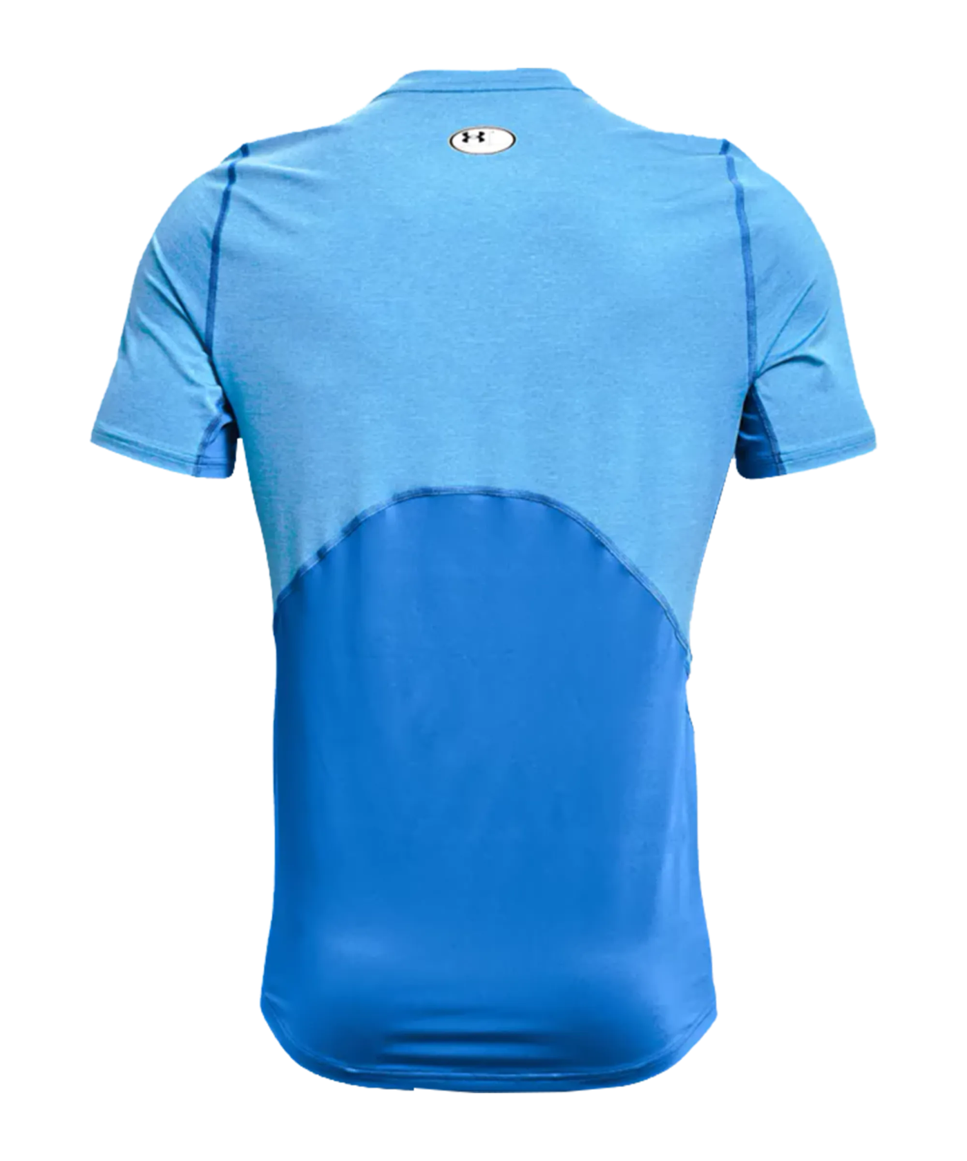 Under Armour HG Fitted T-Shirt blu F787