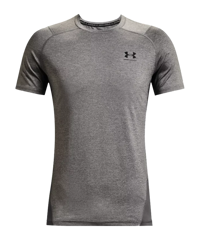 Under Armour HG Fitted T-Shirt grigio F090