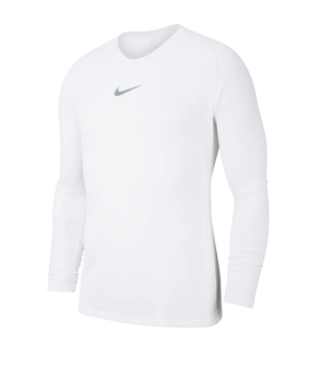 Nike Park First Layer sottomaglia bianco F100