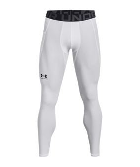 Under Armour HG Tight bianco F100