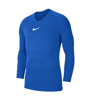 Nike Park First Layer sottomaglia blu F463