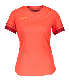 Nike Academy 21 t-shirt donna rosso F635