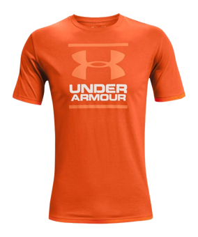 Under Armour GL Foundation T-Shirt rosso F690